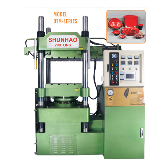 Melamine Tableware Compression Machine