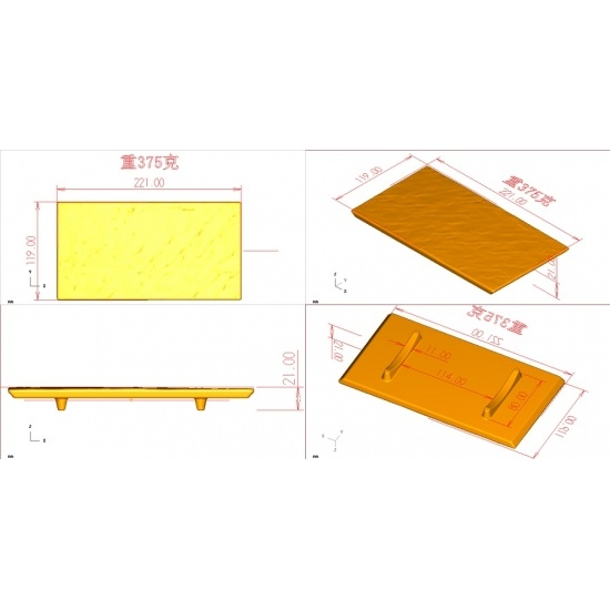 Cooking Ware Mold
